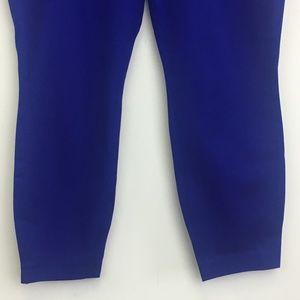 J. Crew Pants - NWT J Crew Byzantine Blue Minnie Twill Pants